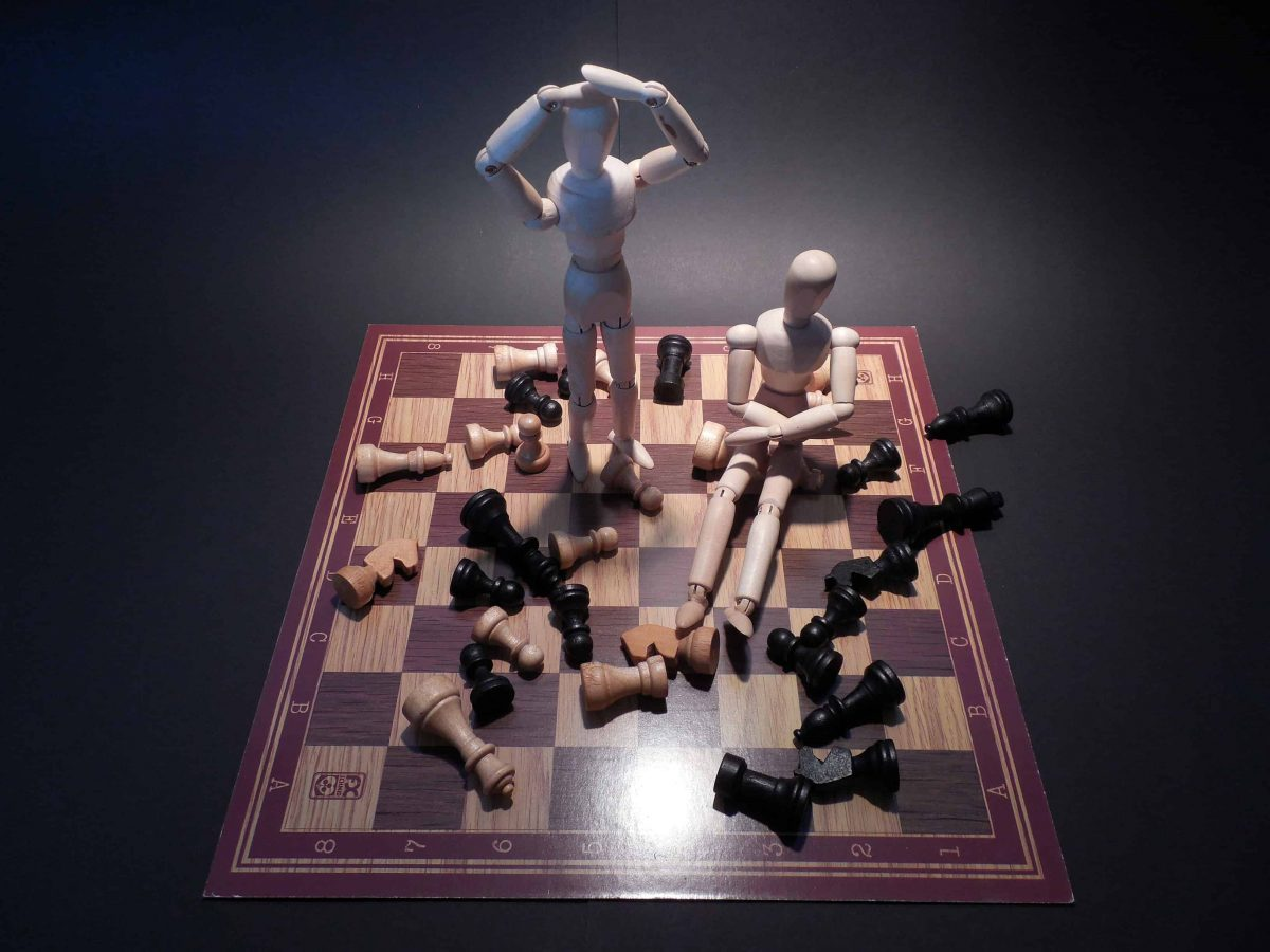 Mindset games to cope with financial difficulties
