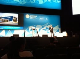 Campus Party Europe – inspirational speakers of all walks of life