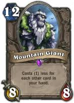 mountain giant
