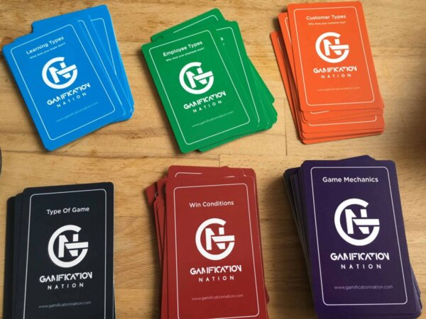 gamification design card deck