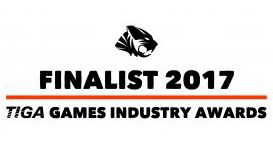 Shortlisted in TIGA Educational Games category