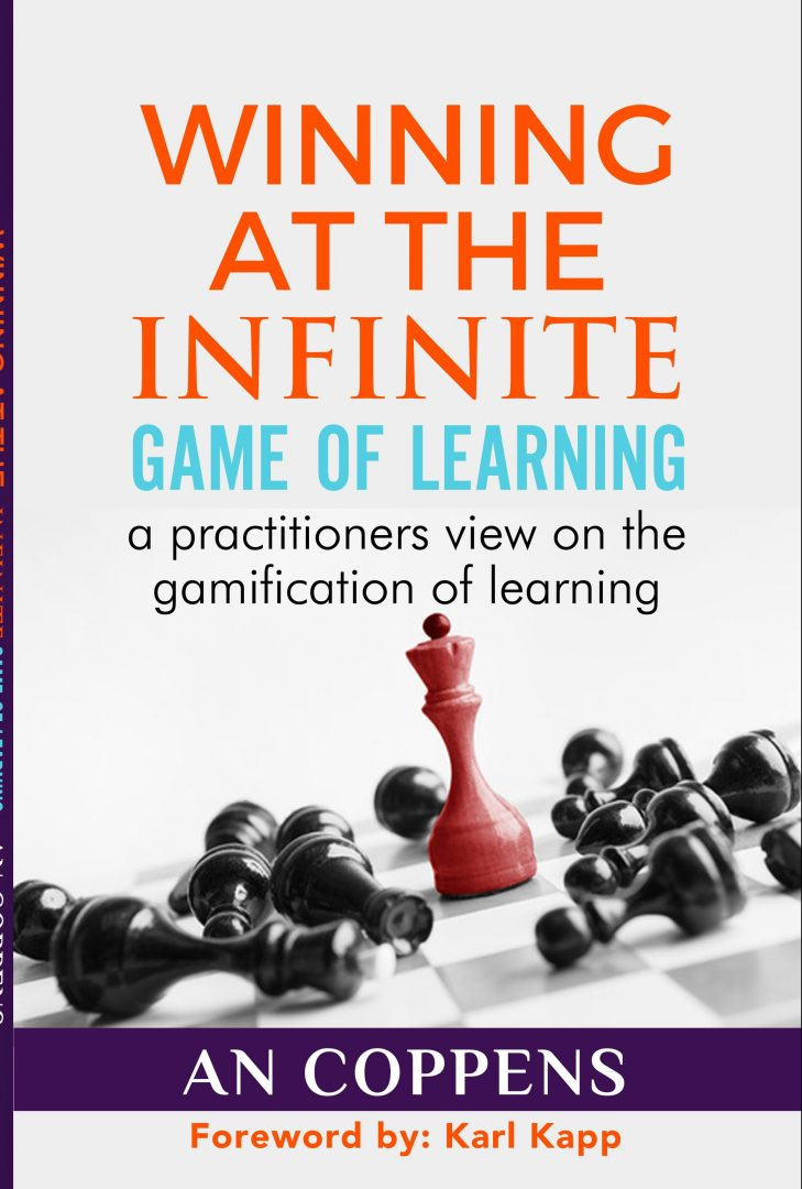 book Winning at the infinite game of learning book by An Coppens