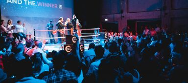 winning at Get in The Ring Global Meetup 2019