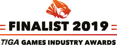 Finalist TIGA Games awards 2019