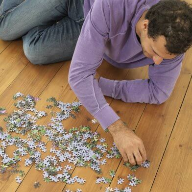 feel good game of the day the puzzle