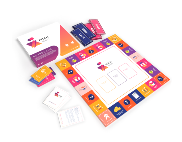 Pitch Reality board game